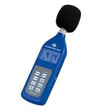 Explosion Proof Intrinsically Safe Sound Level Meter , Latest Digital Sound Level Meter